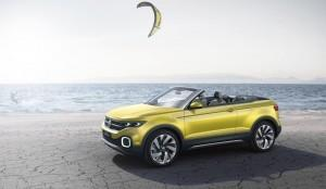 VW T-Cross Breeze 2016 Concept Car