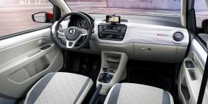VW up! beats 2016 sondermodell innen cockpit