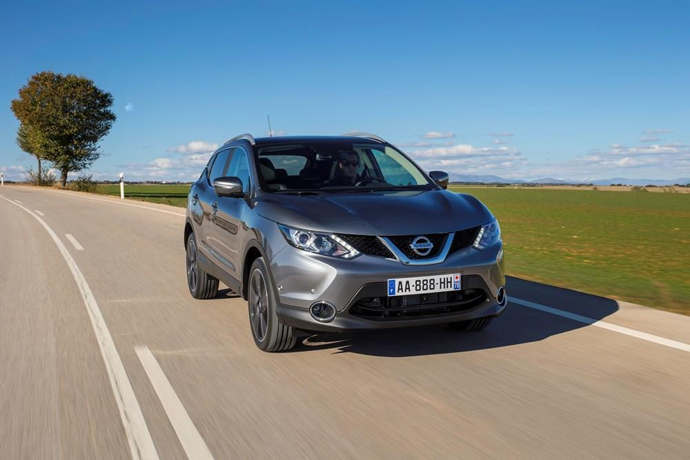 seat ateca neue konkurrenz f r den nissan qashqai. Black Bedroom Furniture Sets. Home Design Ideas