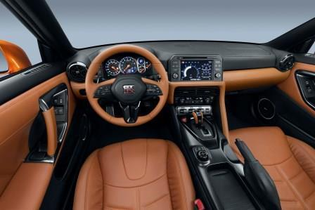 nissan gt r weltpremiere in new york. Black Bedroom Furniture Sets. Home Design Ideas