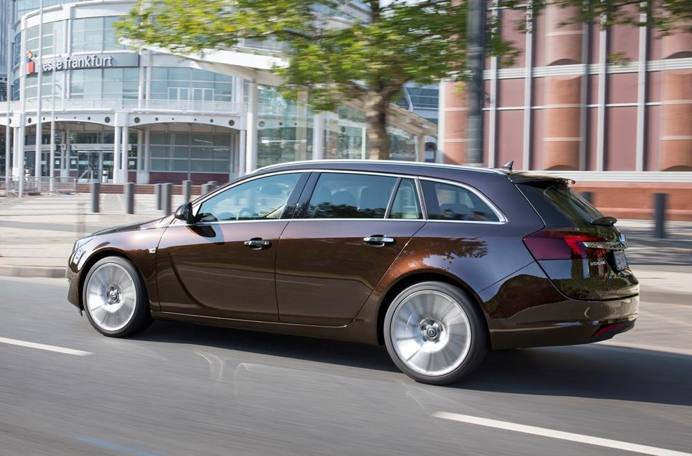 Opel Insignia Sports Tourer Test 2016 Hochwertiger Zeitvertreib