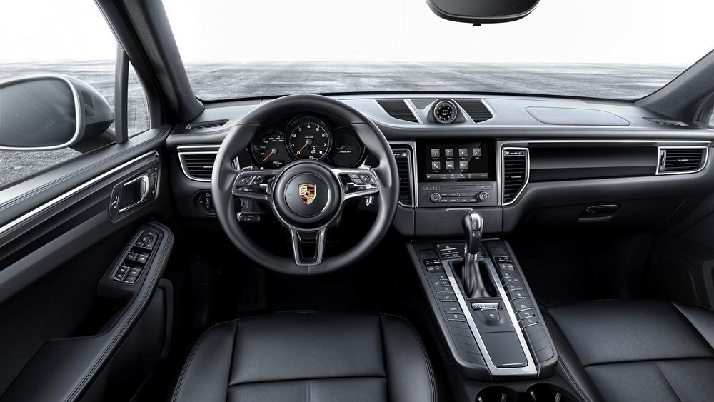 porsche macan vierzylinder turbomotor f r einstiegsmodell. Black Bedroom Furniture Sets. Home Design Ideas