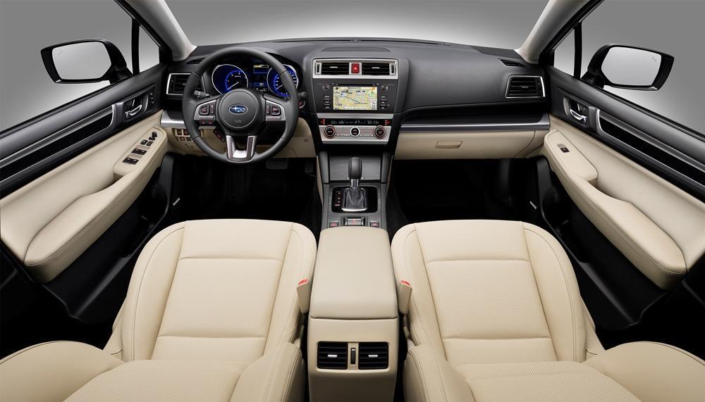 Subaru Forester Und Outback Allrad Klassiker Starten In