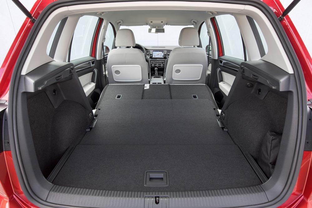 vw golf sportsvan allstar im test 2016 nullnummer oder. Black Bedroom Furniture Sets. Home Design Ideas