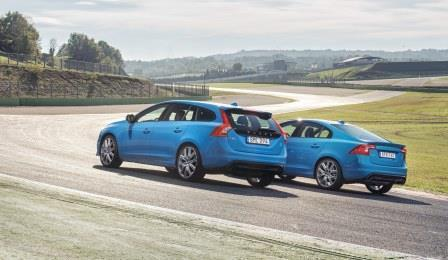 volvo v40 und s60 optische anbauteile von polestar. Black Bedroom Furniture Sets. Home Design Ideas