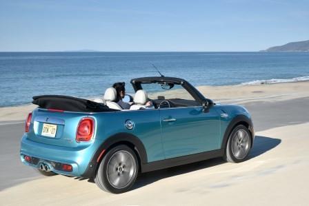 Mini Cabrio Test 2016 Wie Fährt Sich Der Neue Offene Wirbelwind
