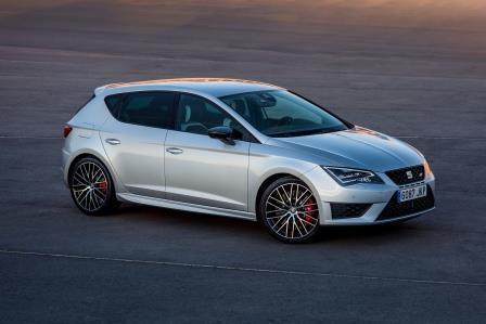 seat leon cupra 290 test (2016): zuviel nach power-tuning? - meinauto.de