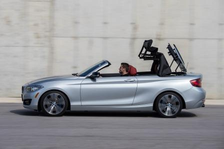 bmw 2er cabrio im test 2016 ein offenes vergn gen. Black Bedroom Furniture Sets. Home Design Ideas