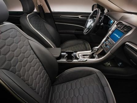 Ford Mondeo Vignale Im Test Darf Es Ein Wenig Luxus Sein Meinautode