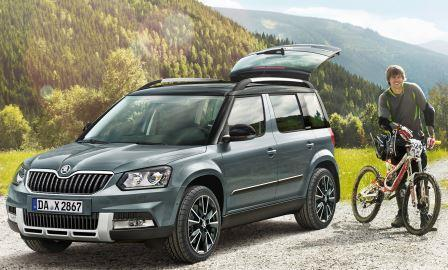 skoda yeti adventure im test das sondermodell mit entdeckergeist. Black Bedroom Furniture Sets. Home Design Ideas