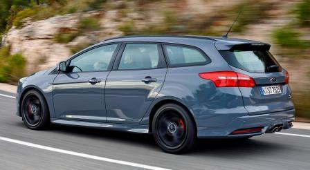 Ford Focus St Turnier Im Test Stra 223 Ensportler Oder Kombi