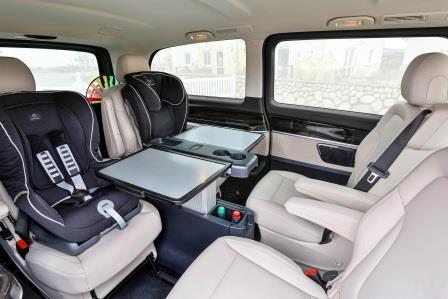 vw multivan t6 vs mercedes v klasse im test das duell um die krone der familienautos. Black Bedroom Furniture Sets. Home Design Ideas