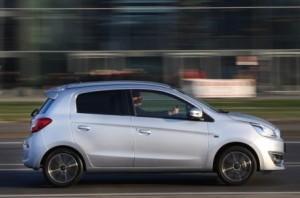 mitsubishi space star neuwagen: bis 27% rabatt - meinauto.de