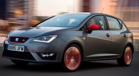 Seat Ibiza FR im Test: der Kleine mit der Rennformel? - MeinAuto.de