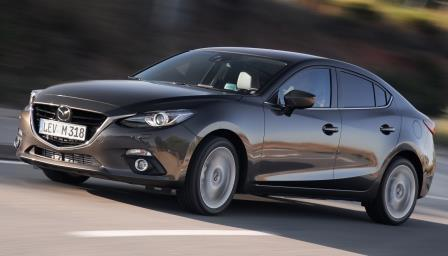 Mazda 3 Als Limousine Im Test Besser Als Der Kompaktwagen