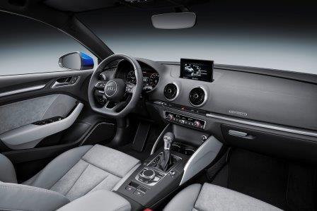 audi a3 limousine im test: modellpflege sucht technikvorsprung
