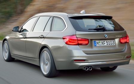 bmw 3er touring im test: modellpflege zum 40sten - meinauto.de
