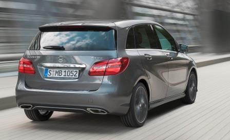 Mercedes B-Klasse im Test: Modellpflege gelungen? - MeinAuto.de