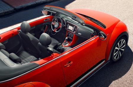 VW Beetle Cabrio 2017 im Test: Modellpflege lässt kaum Wünsche offen