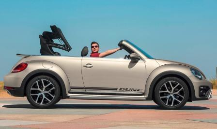 vw beetle cabrio 2017 im test modellpflege l sst kaum. Black Bedroom Furniture Sets. Home Design Ideas