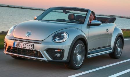 vw beetle cabrio 2017 im test modellpflege l sst kaum w nsche offen. Black Bedroom Furniture Sets. Home Design Ideas