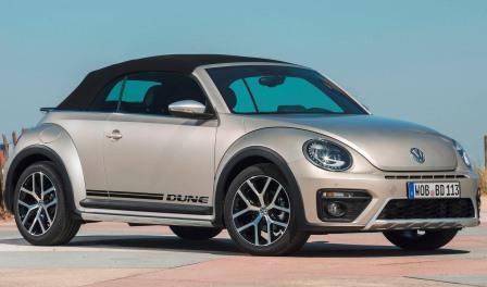 vw beetle cabrio 2017 im test: modellpflege lässt kaum wünsche
