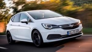 Opel Astra: Jetzt mit Euro 6d-Temp-Motoren