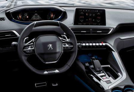 peugeot 5008 neue suv generation vorgestellt. Black Bedroom Furniture Sets. Home Design Ideas