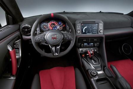 2017 Nissan Gt R Nismo >> Nissan GT-R Nismo: Neue Generation des Supersportwagens ...