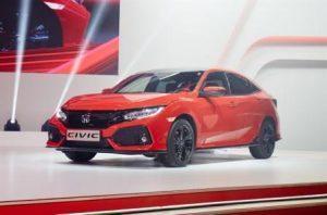 Honda: Hersteller präsentiert neuen Civic und Type R Prototyp