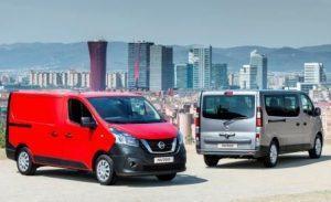 Nissan NV300: Neuer Transporter mit beeindruckenden Fähigkeiten