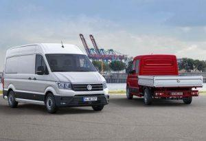 VW Crafter: Neues Modell ab sofort bestellbar