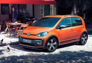 VW cross up!: Ab sofort bestellbar