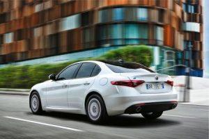 Alfa Romeo Giulia: Neue Technologie senkt Verbrauch deutlich