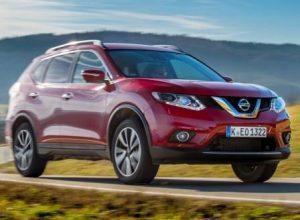 Nissan_X_Trail_2017_ausen_vorne_dynamisch