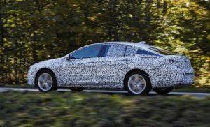Opel Insignia 2017: Neue Generation leichter und dynamischer
