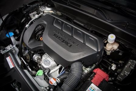 Suzuki Vitara S Im Test Ehemaliger Geländewagen Als Design Suv