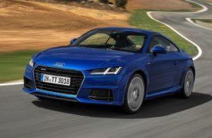 Audi TT: Neue Antriebsvariante ermöglicht Drifts