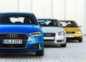 Audi A3: Jubiläum für den Begründer des Premium-Kompakt-Segments
