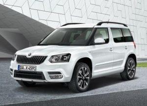 Skoda Yeti Drive: Sondermodell mit bis zu 4.444 Euro Rabatt vorgestellt