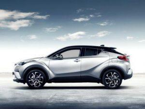Toyota C-HR Hybrid im Test: die alternativ betriebene Kompakt-SUV-Alternative