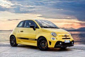 Abarth 595C im Test (2017): Fiat 500C im Temporausch