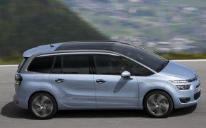 Citroën Grand C4 Picasso im Test (2017): Modellpflege mit Stil