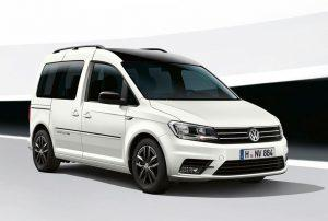 VW Caddy Edition 35: Sondermodell ab sofort bestellbar