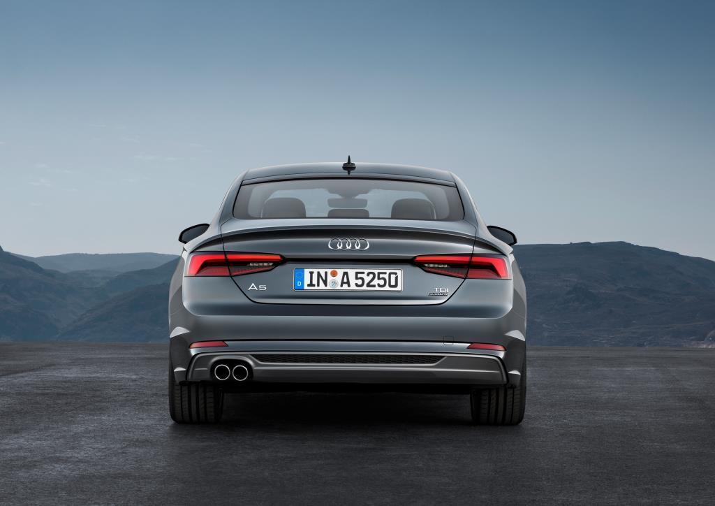 Audi A5 Sportback Im Test 2017 Vier Turen Zum Grossen Coupe Gluck