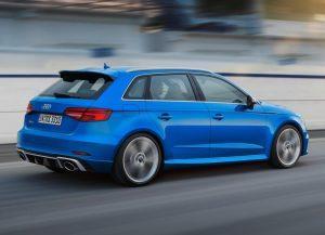 Audi RS 3 Sportback: Premiere des Kompaktsportlers