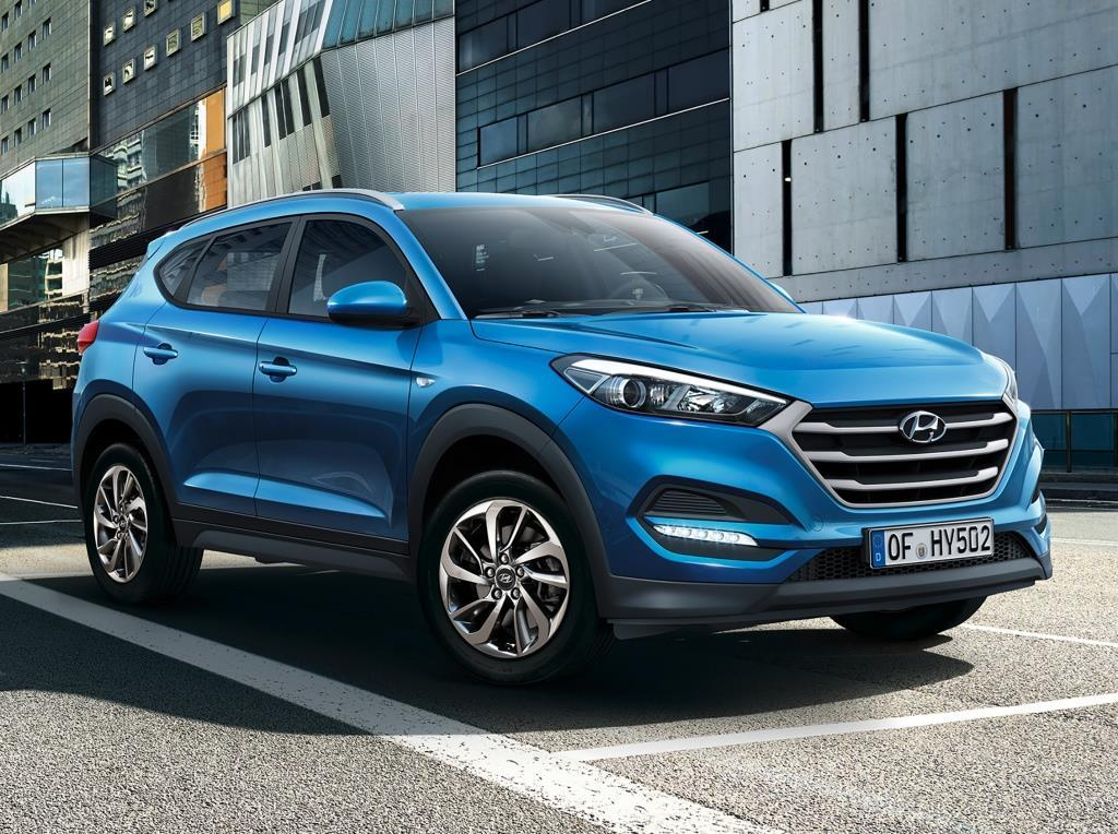 hyundai tucson go neues sondermodell mit viel leistung. Black Bedroom Furniture Sets. Home Design Ideas