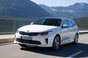 Kia Optima Sportswagon im Test (2017): optimal kombiniert?