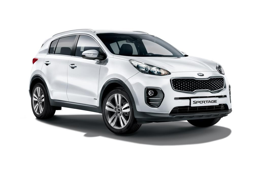 kia sportage dream team edition komfortables sondermodell vorgestellt