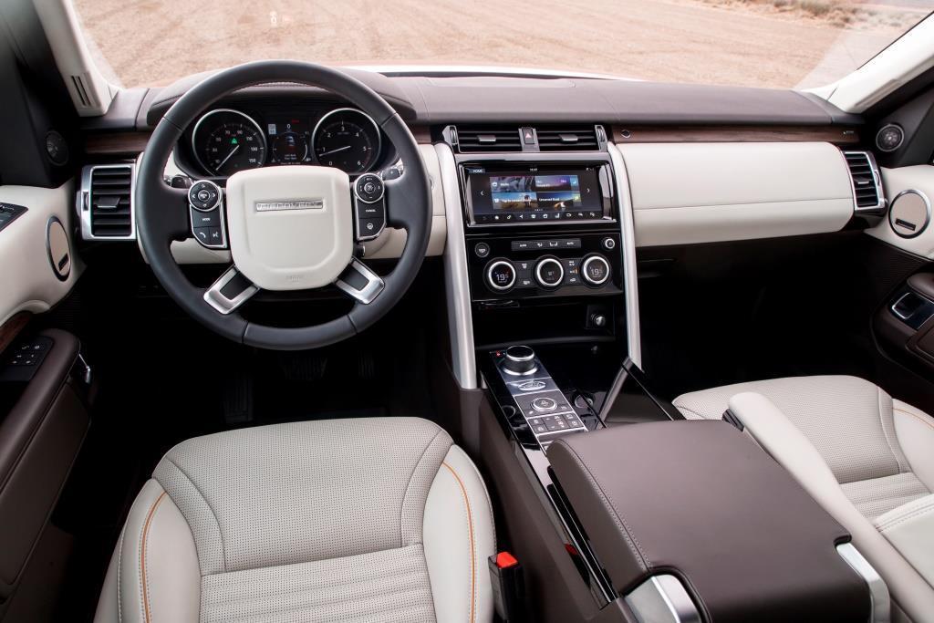 Land Rover Discovery Im Test 2017 Der Abenteurer Geht In Die N Chste Gel Nde Runde